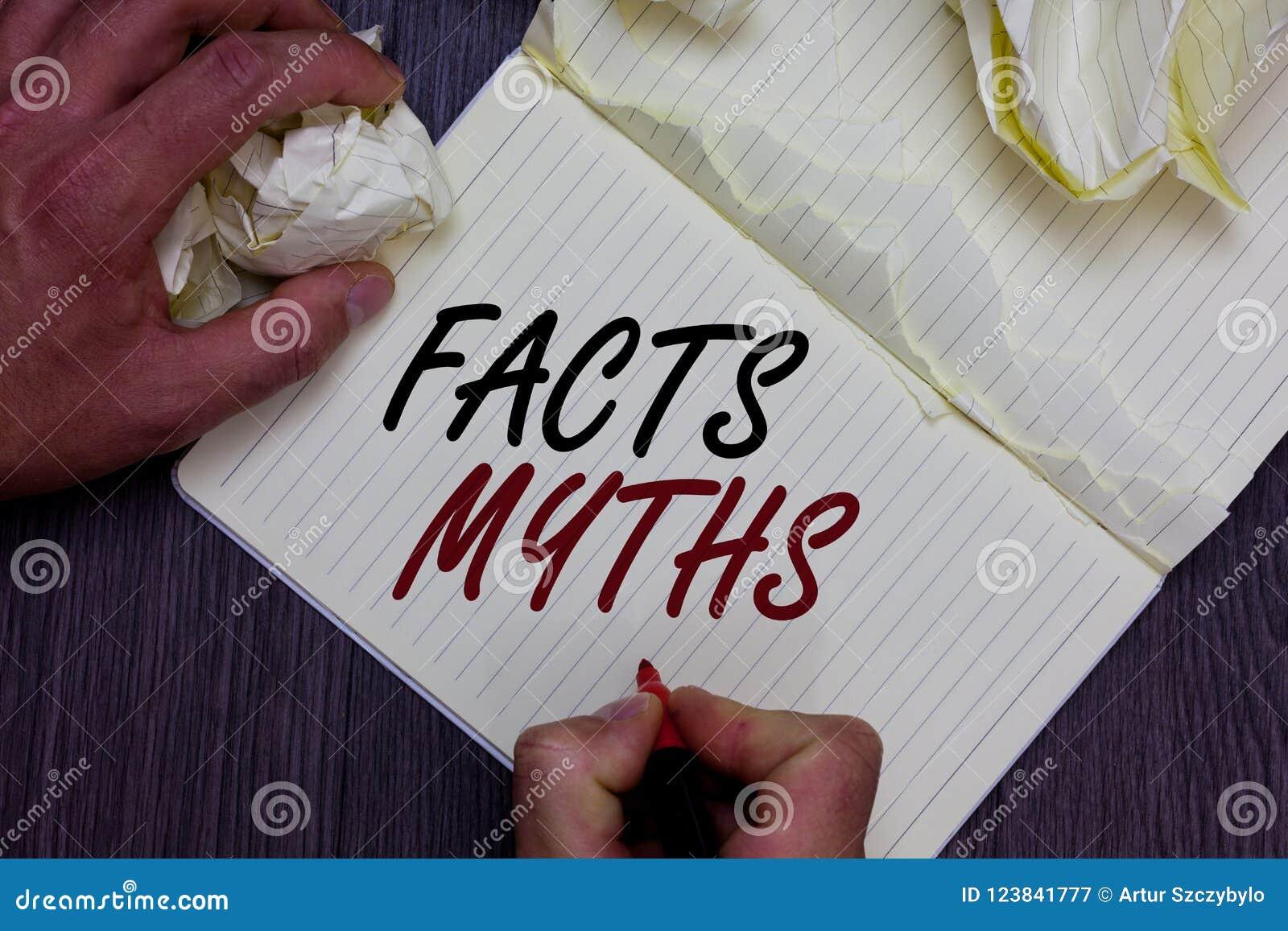 Мифы фактов текста сочинительства слова Концепция дела для работы основанной на воображении вернее чем на человеке разнице в дейс