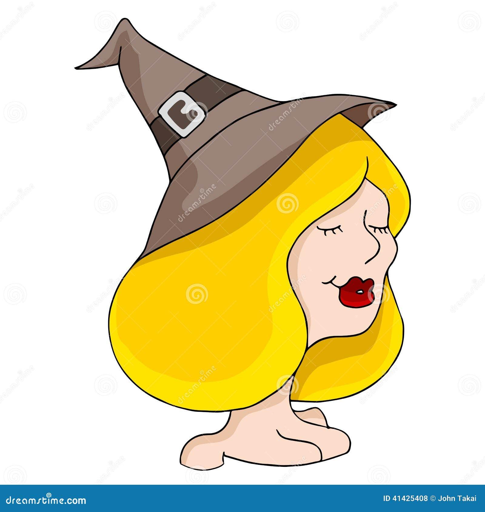 милая ведьма