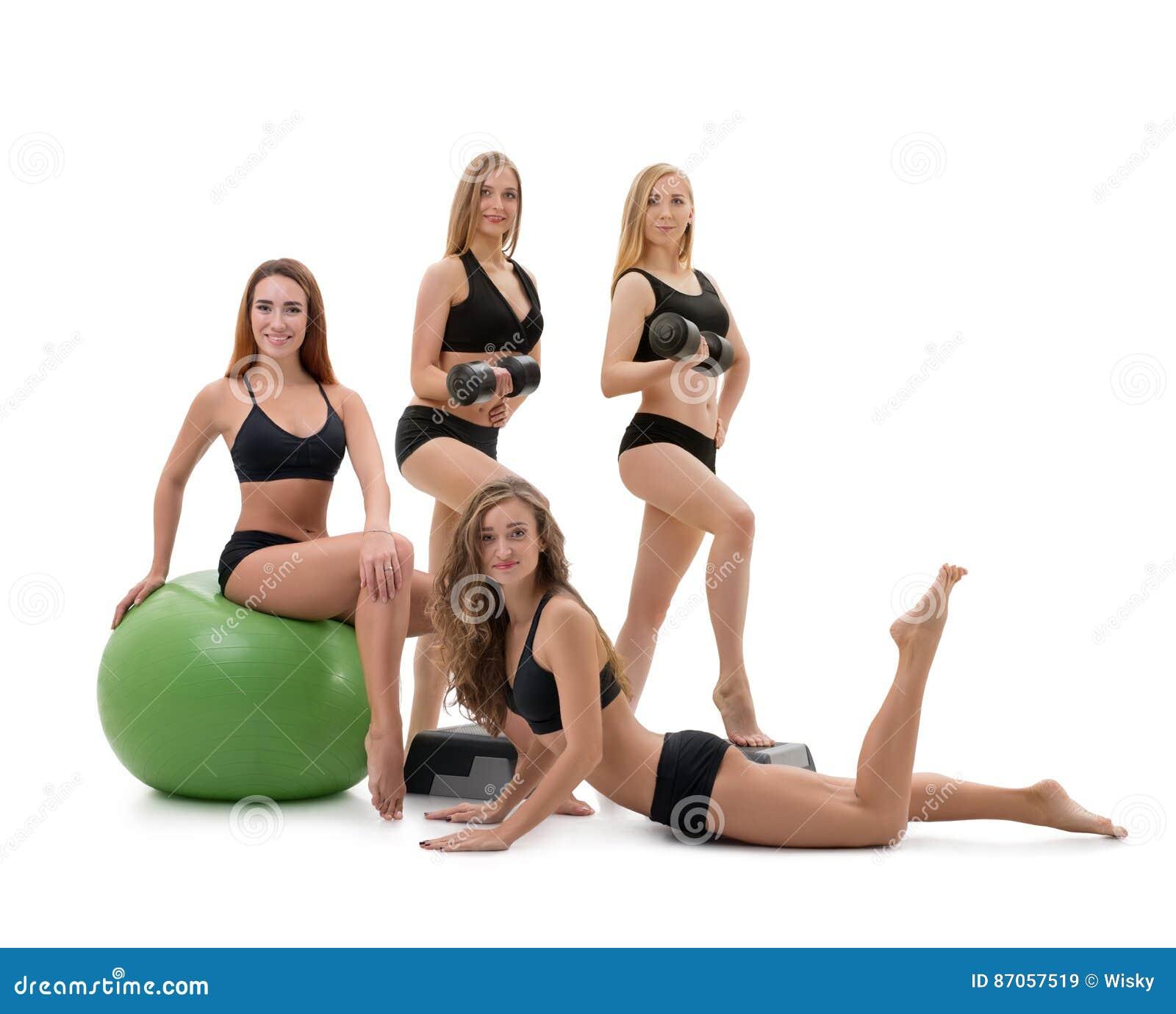 Спортсменки в шортах фото 669-504
