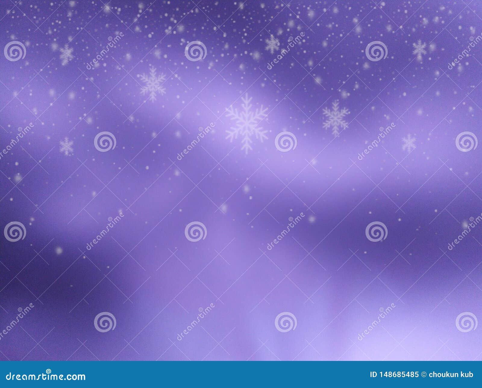 Много цветок белый на светлом - пурпурная и темная пурпурная предпосылка