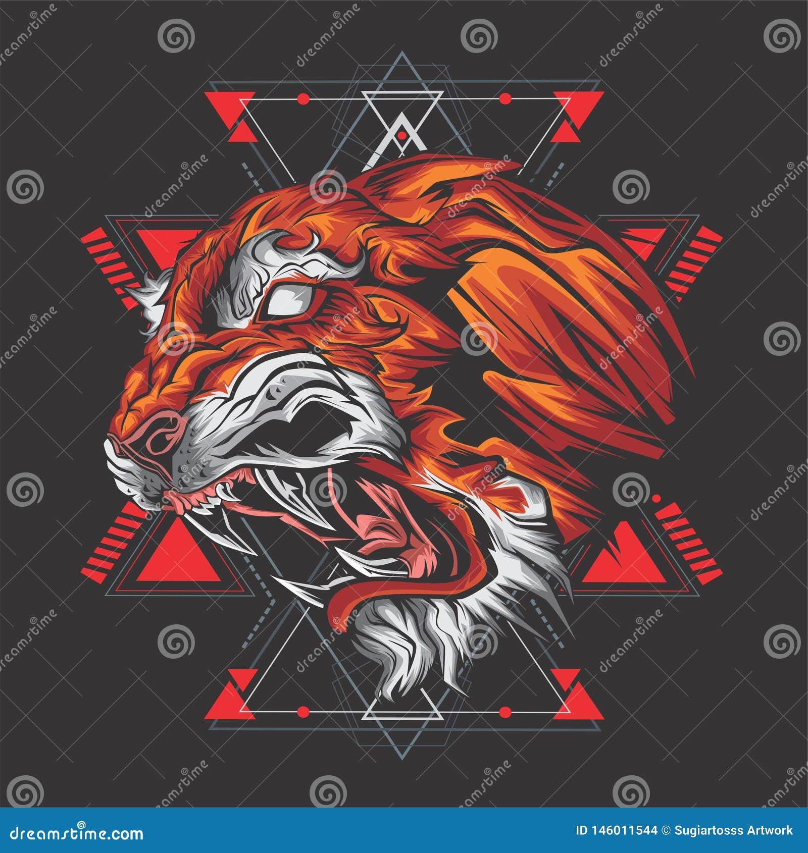 Могущественный тигр