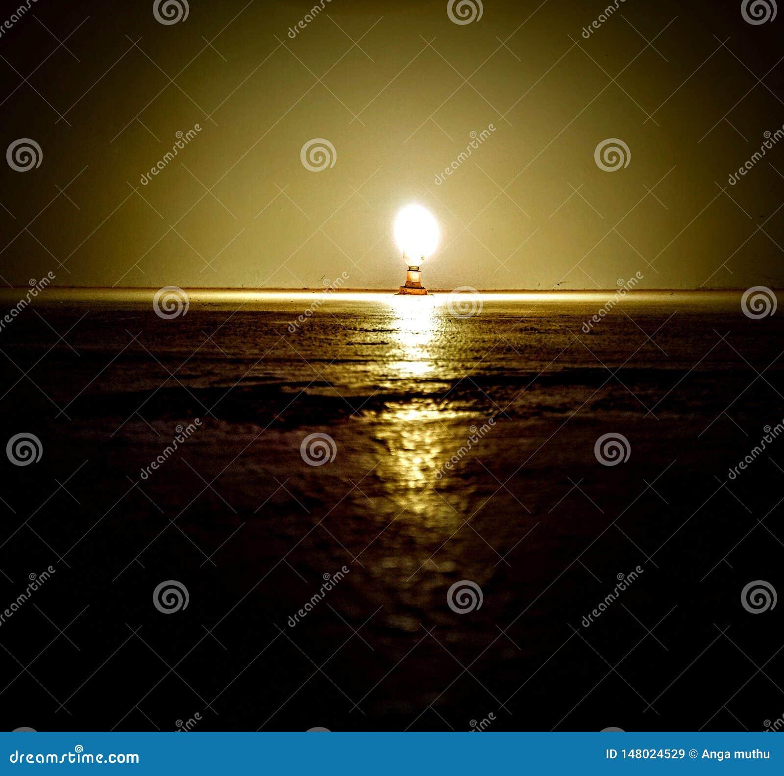 Модель восхода солнца