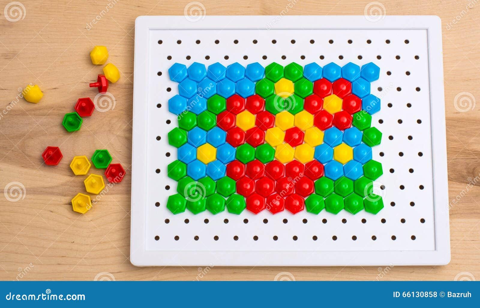 мозаика картинки для детей