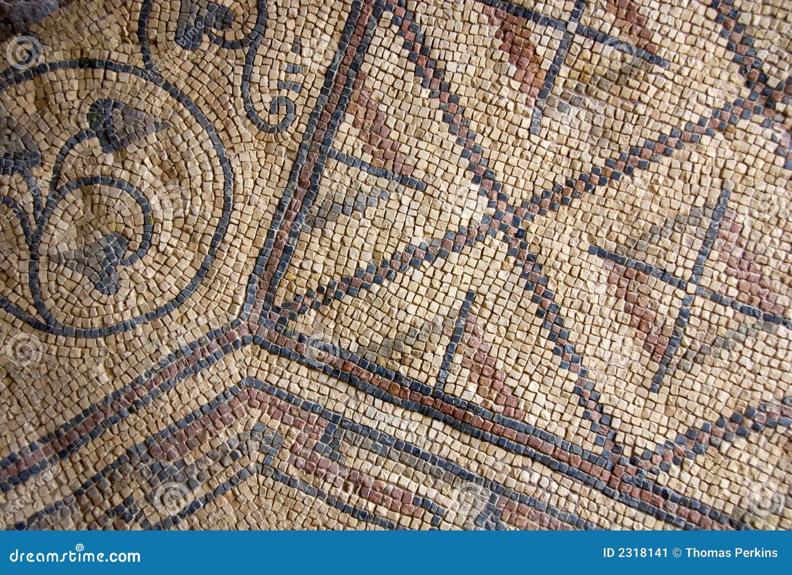 мозаики старые