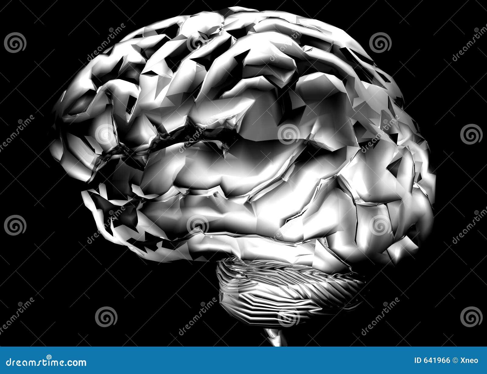 Download мозг иллюстрация штока. иллюстрации насчитывающей иллюстрация - 641966