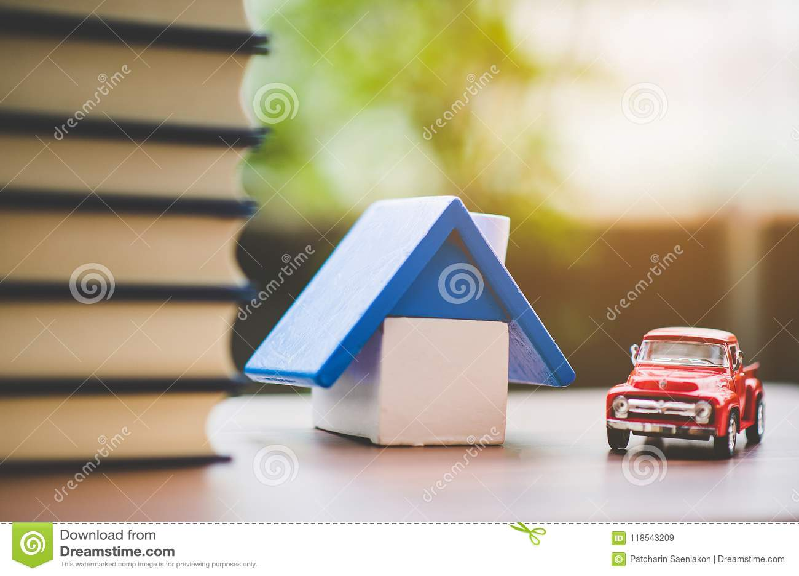 Мои дом и автомобиль