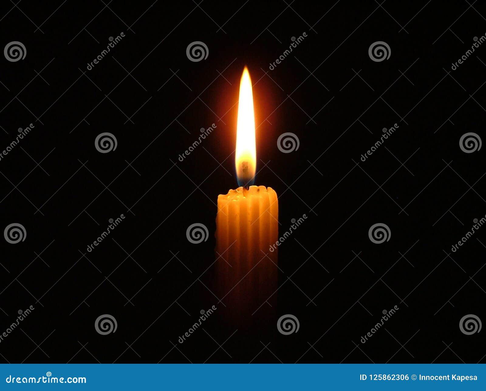 Мой свет свечи