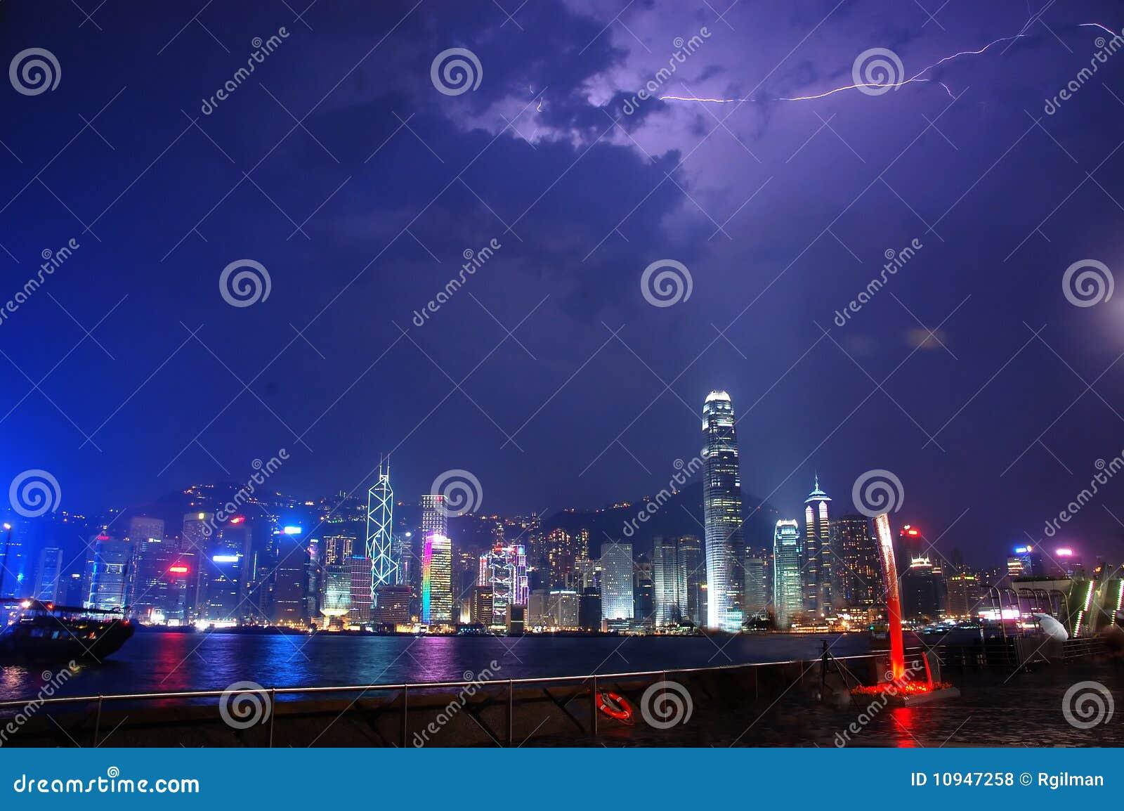 молния 2 Hong Kong
