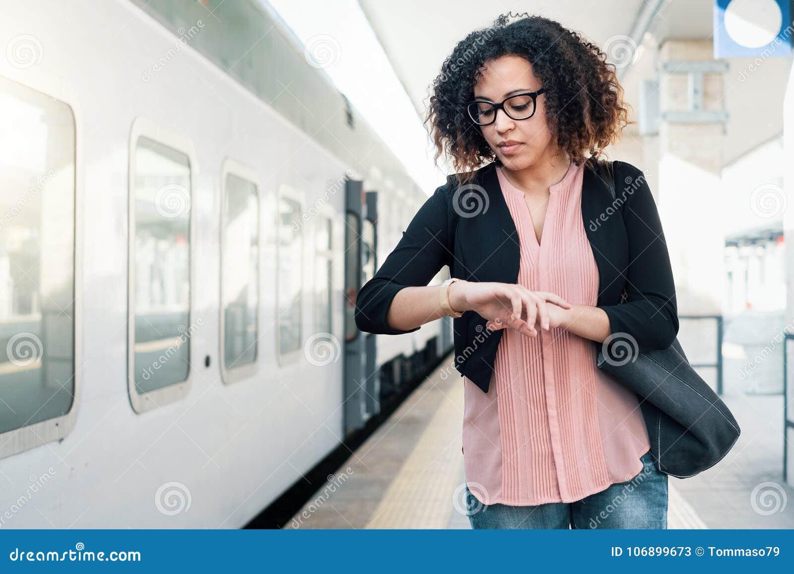 фото чернокожих поезд - 3