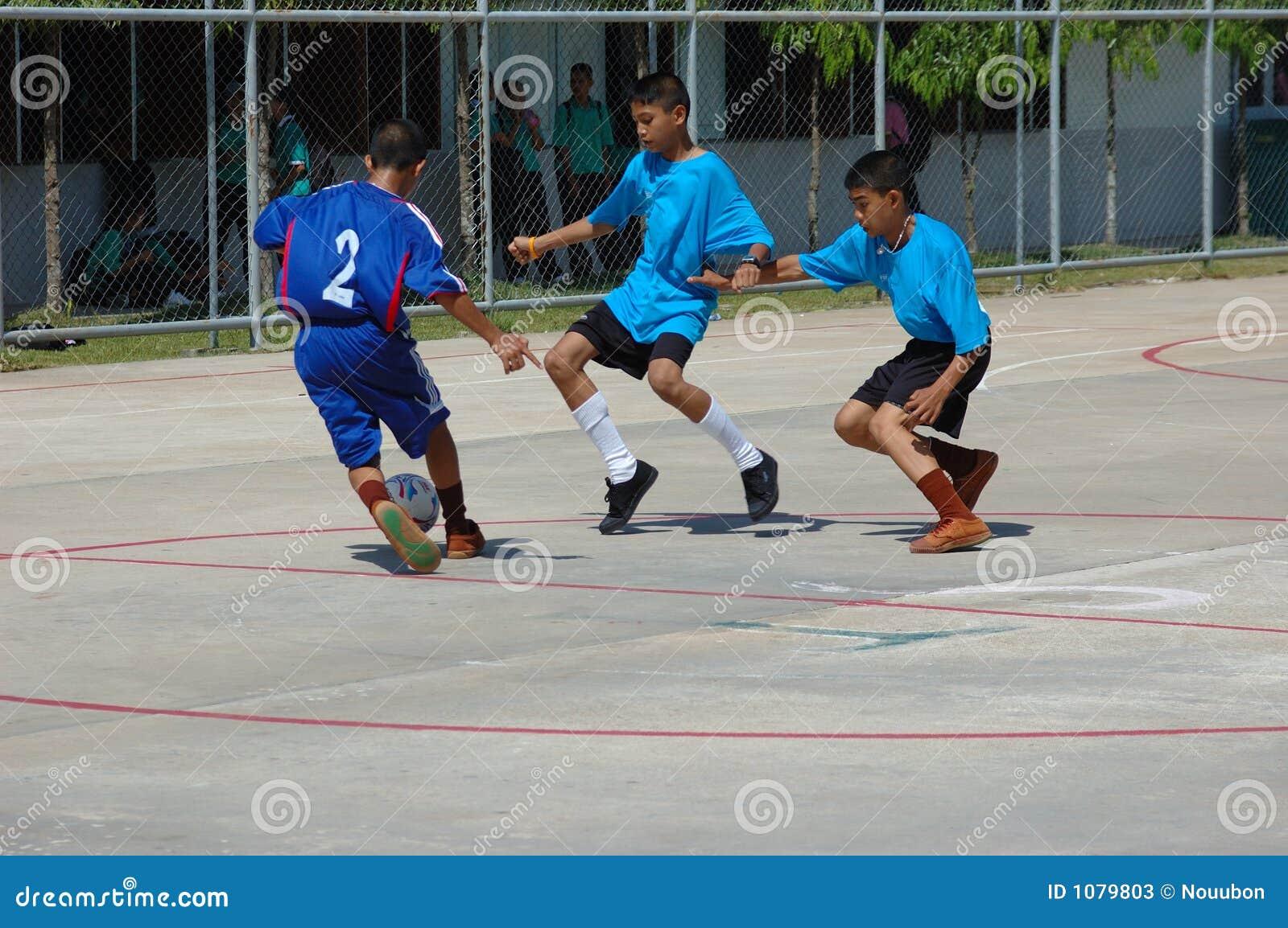 молодость Таиланда футбола игры