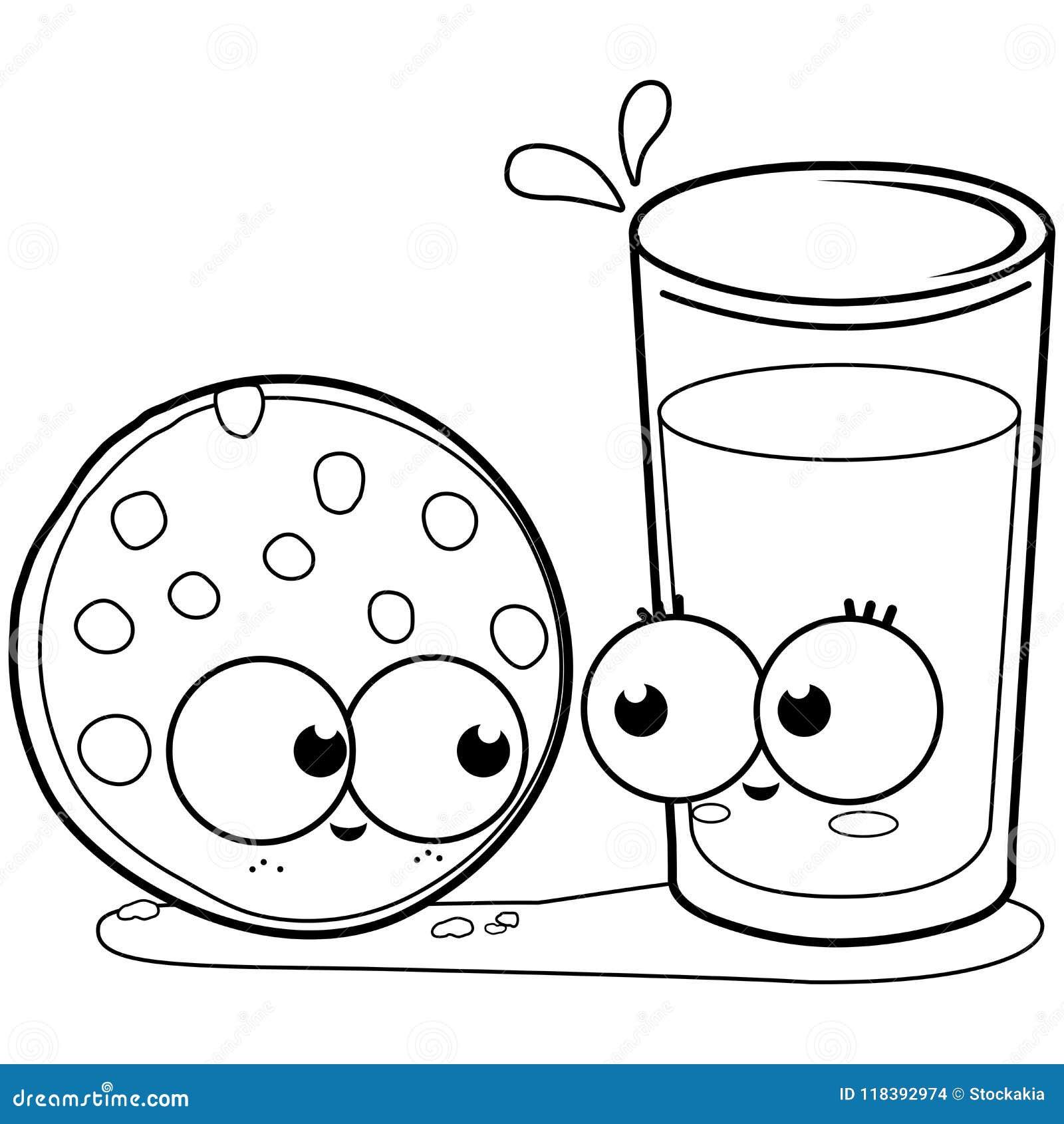 молочные продукты раскраски | pitanie detskoe | 1390x1300