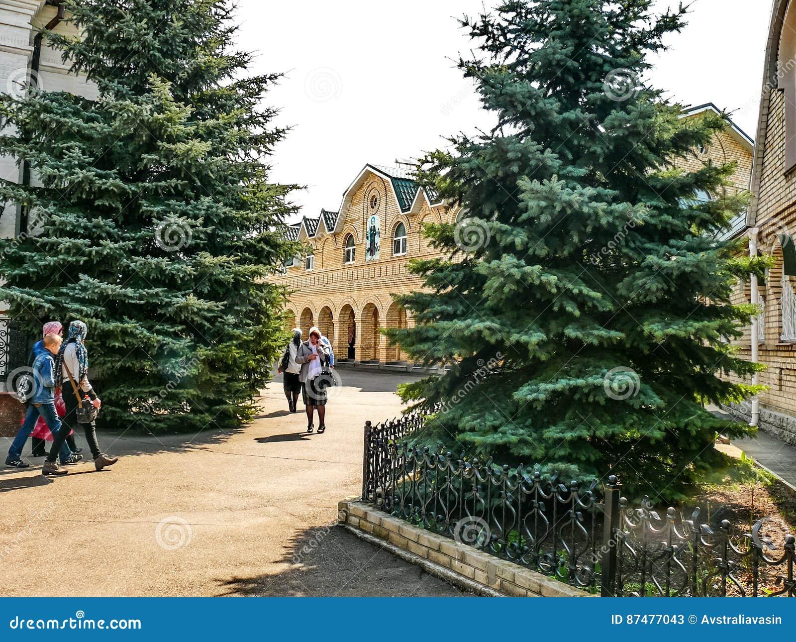 Монастырь святого монастыря Dormition, возникновения