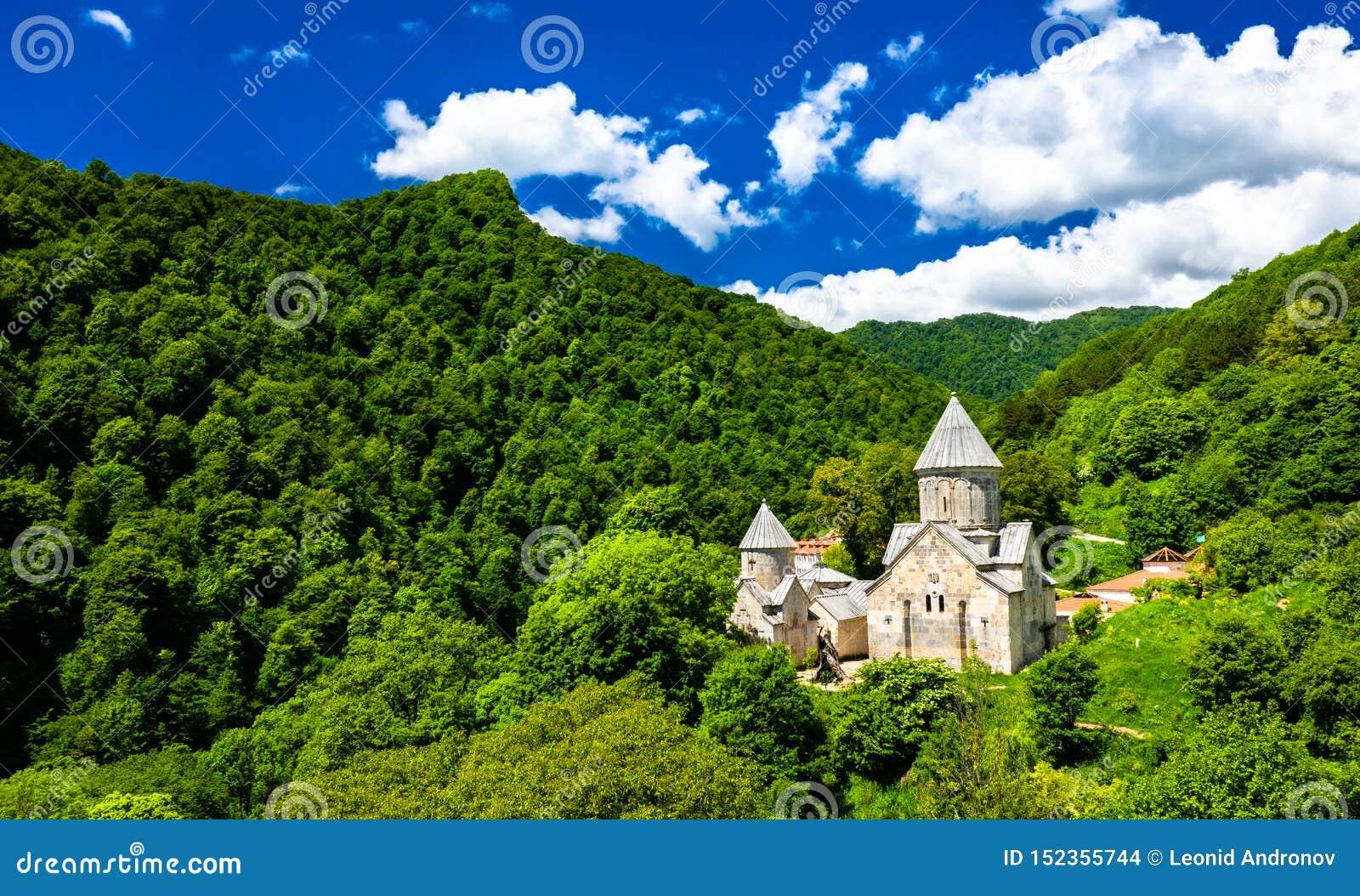 Монастырь Haghartsin в Армении