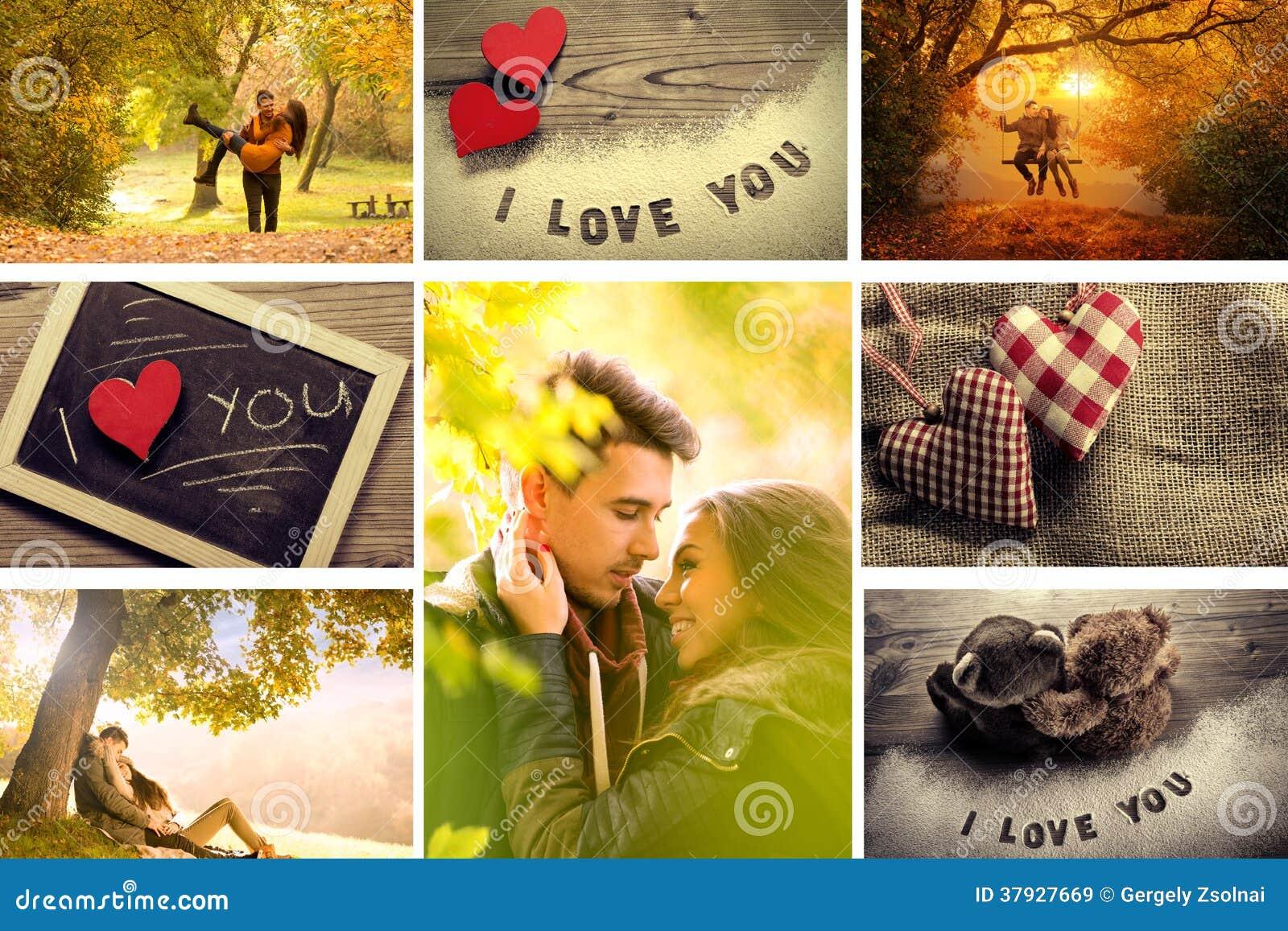 Монтаж влюбленности