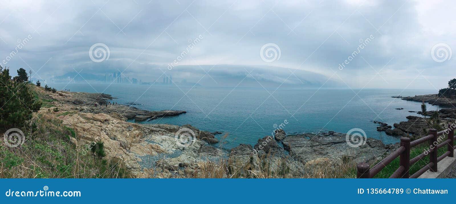 Море в Пусане