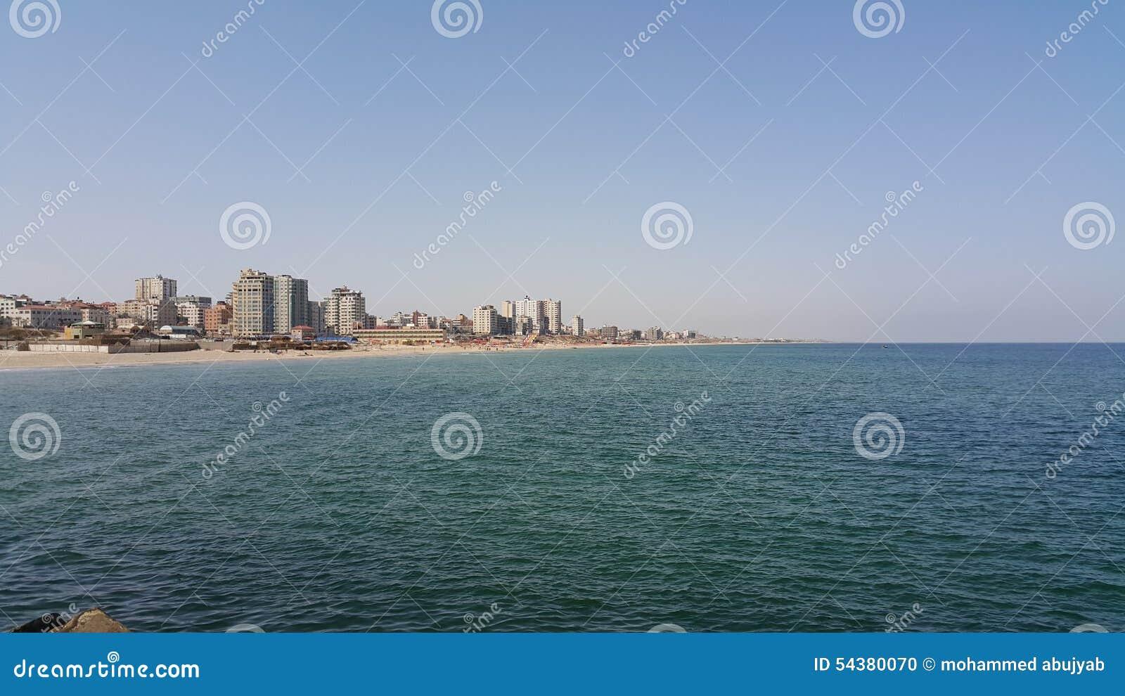 Море Газа