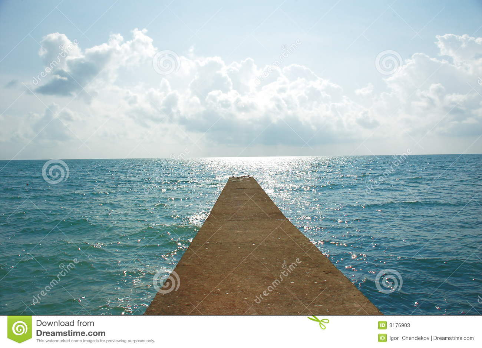 море дороги к