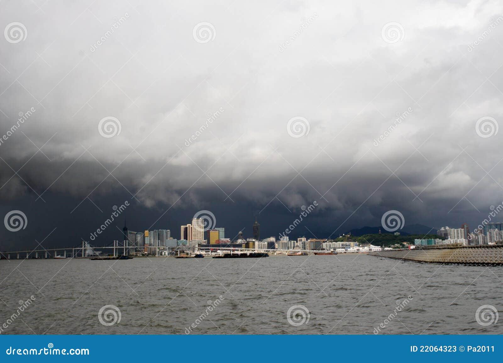 море Макао