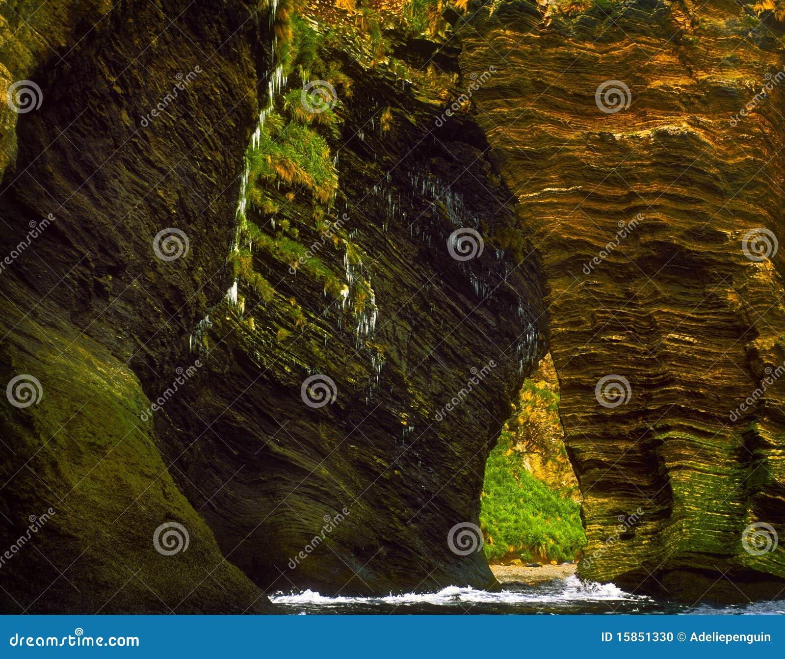 море острова скал annenkov