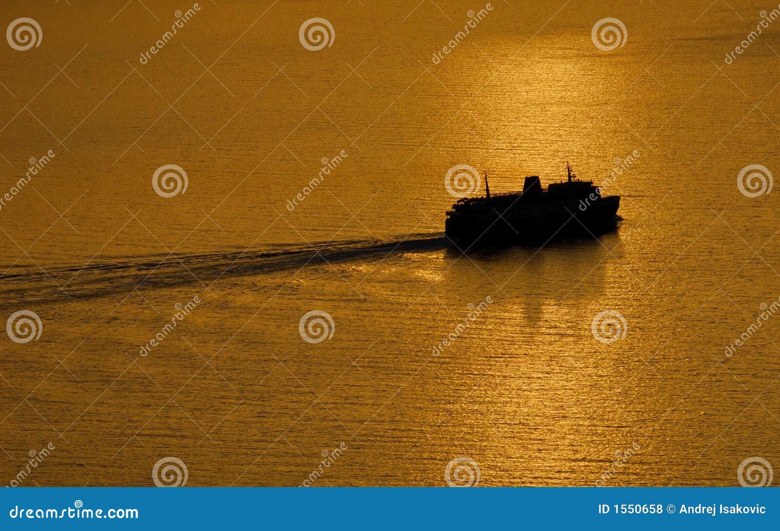 море парома
