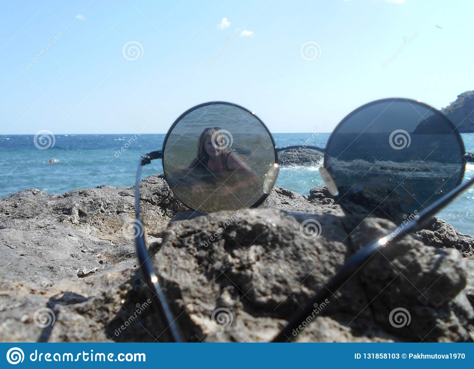 Море, пляж, вода, океан, небо, синь, побережье, природа, ландшафт, лето, перемещение, солнечные очки, облака, остров, песок, глоб