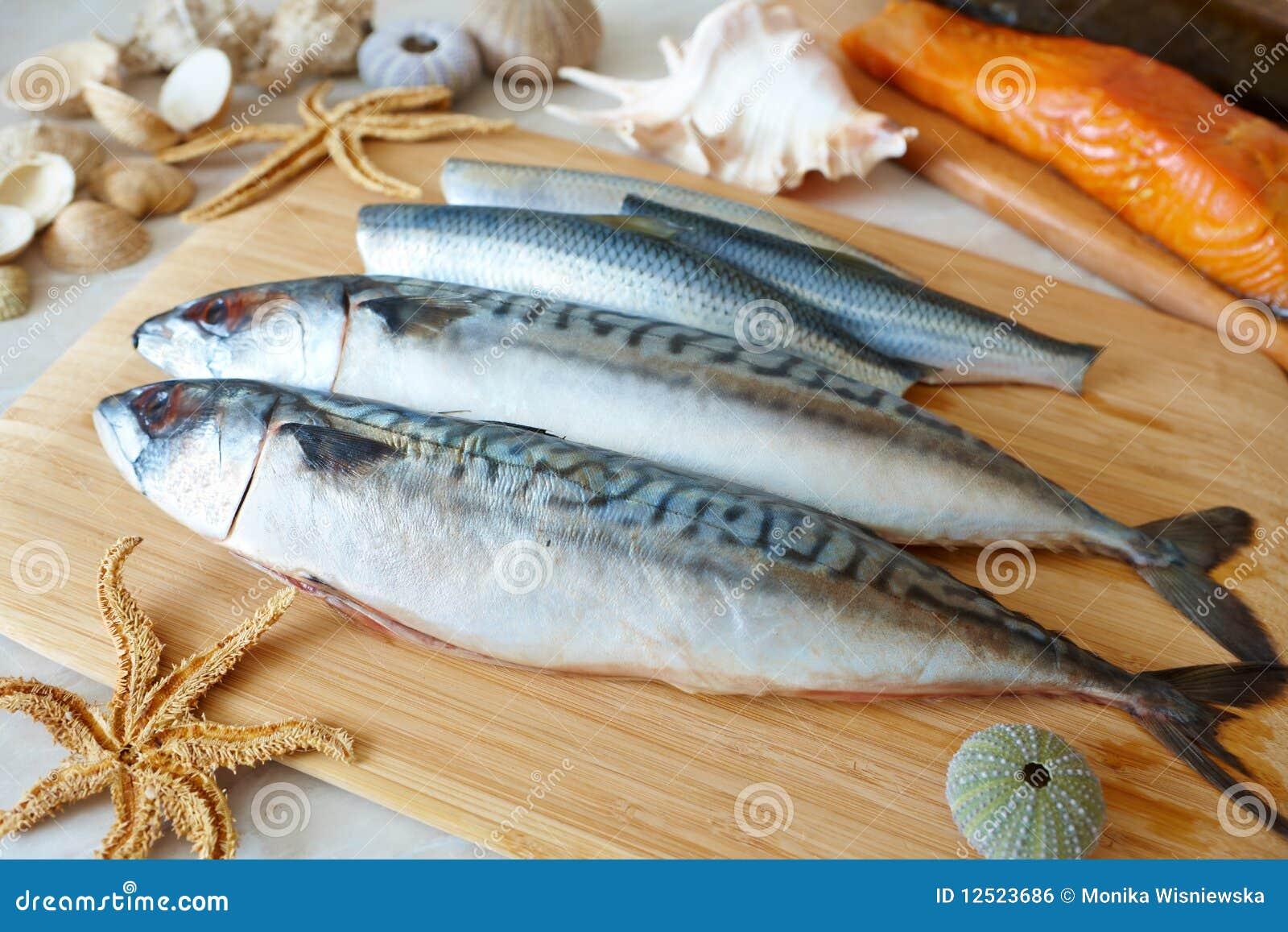 море рыб свежее