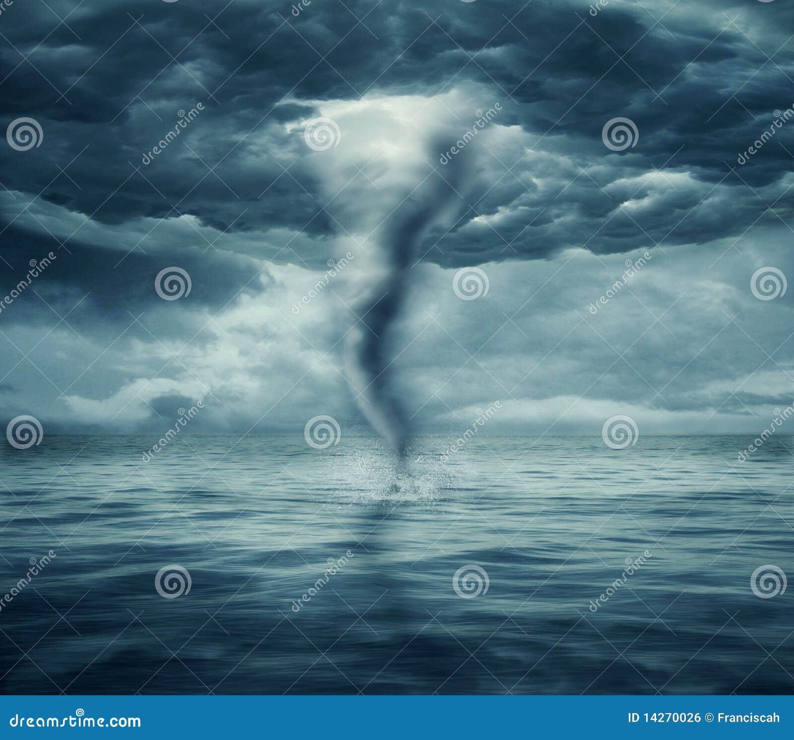 море урагана