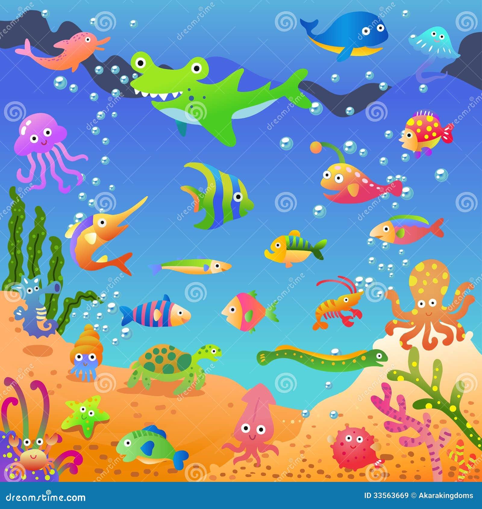 Море Unde глубокое голубое