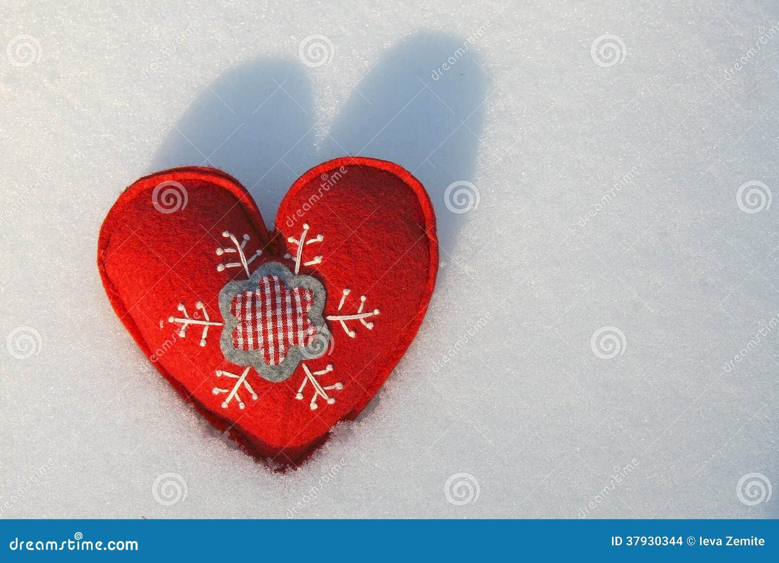 Морозное сердце