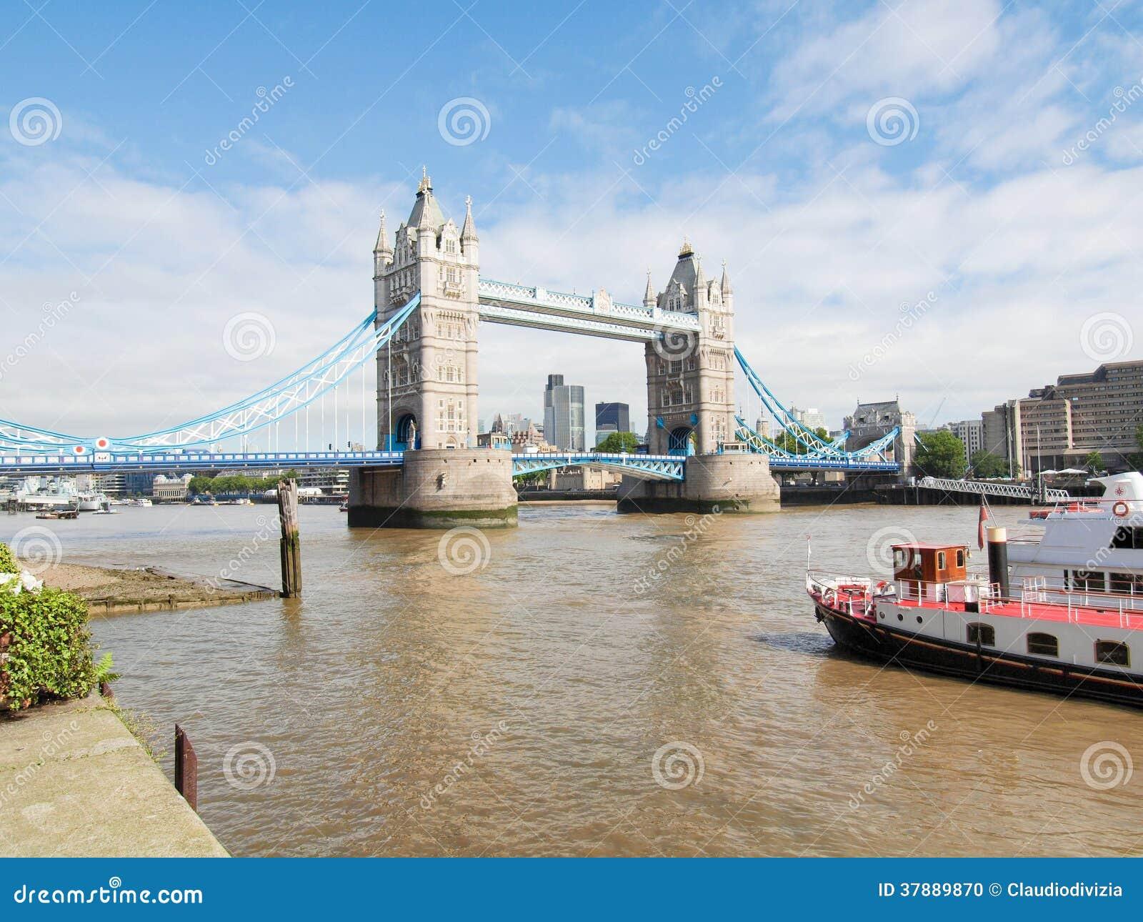 Мост башни, Лондон
