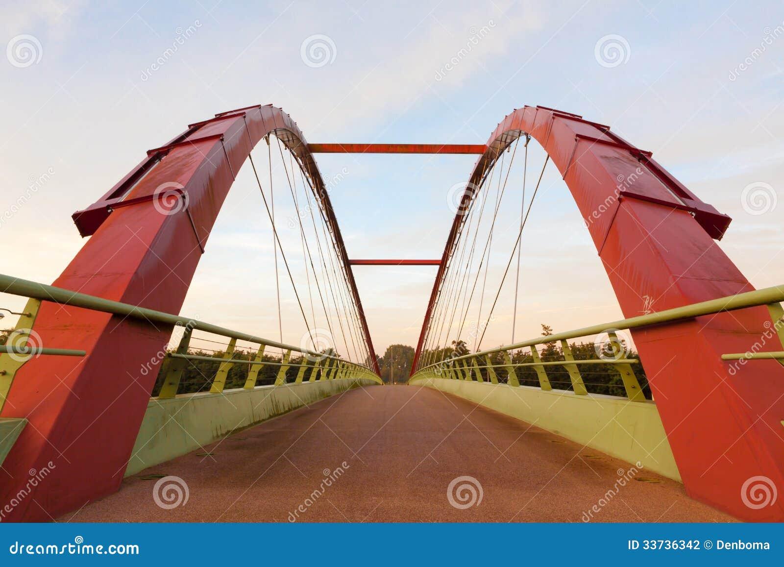 Мост велосипеда