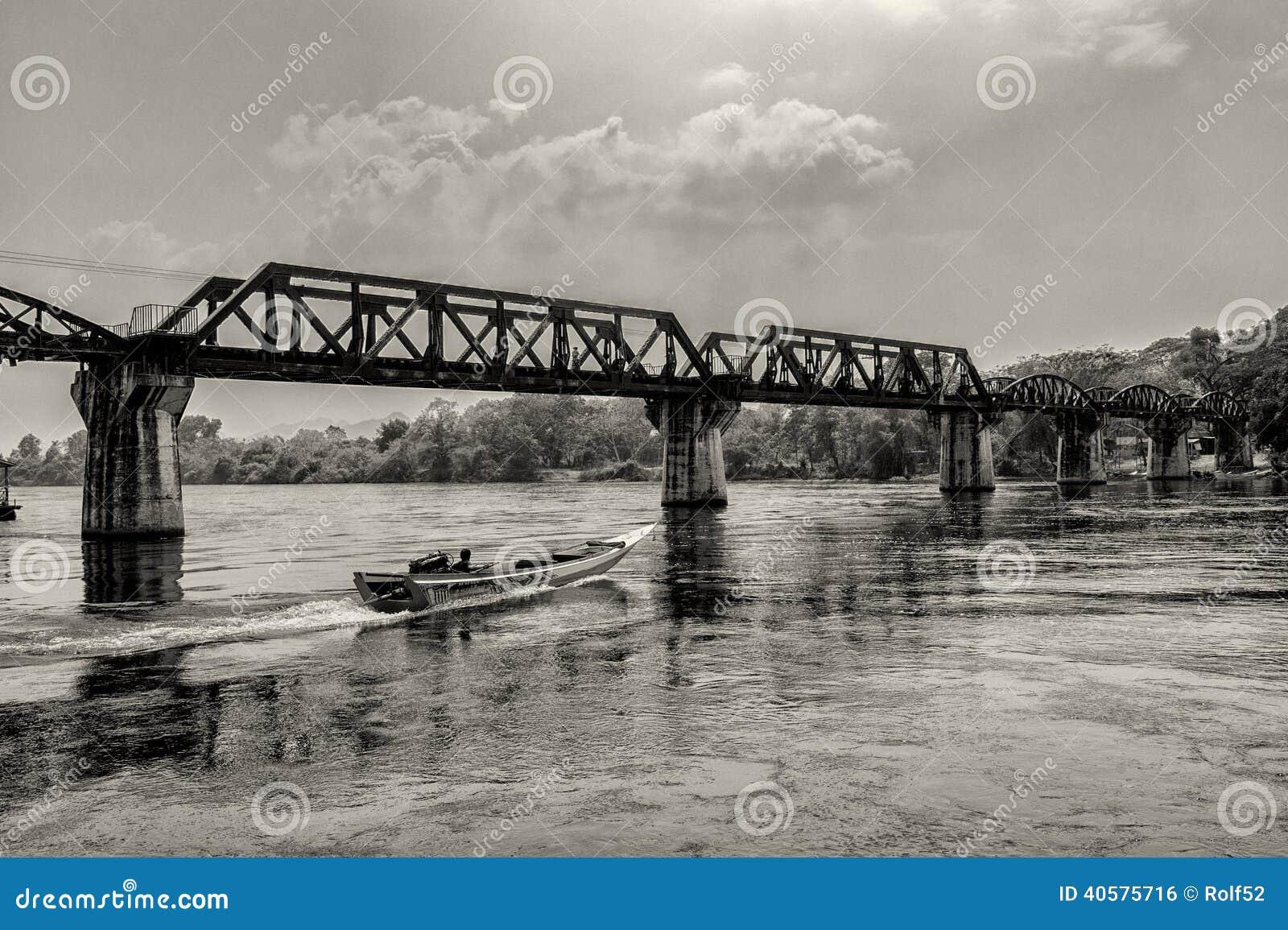 Мост на реке Kwai
