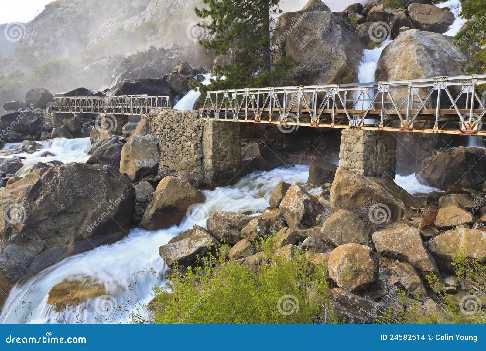 мост падает туманное wapama