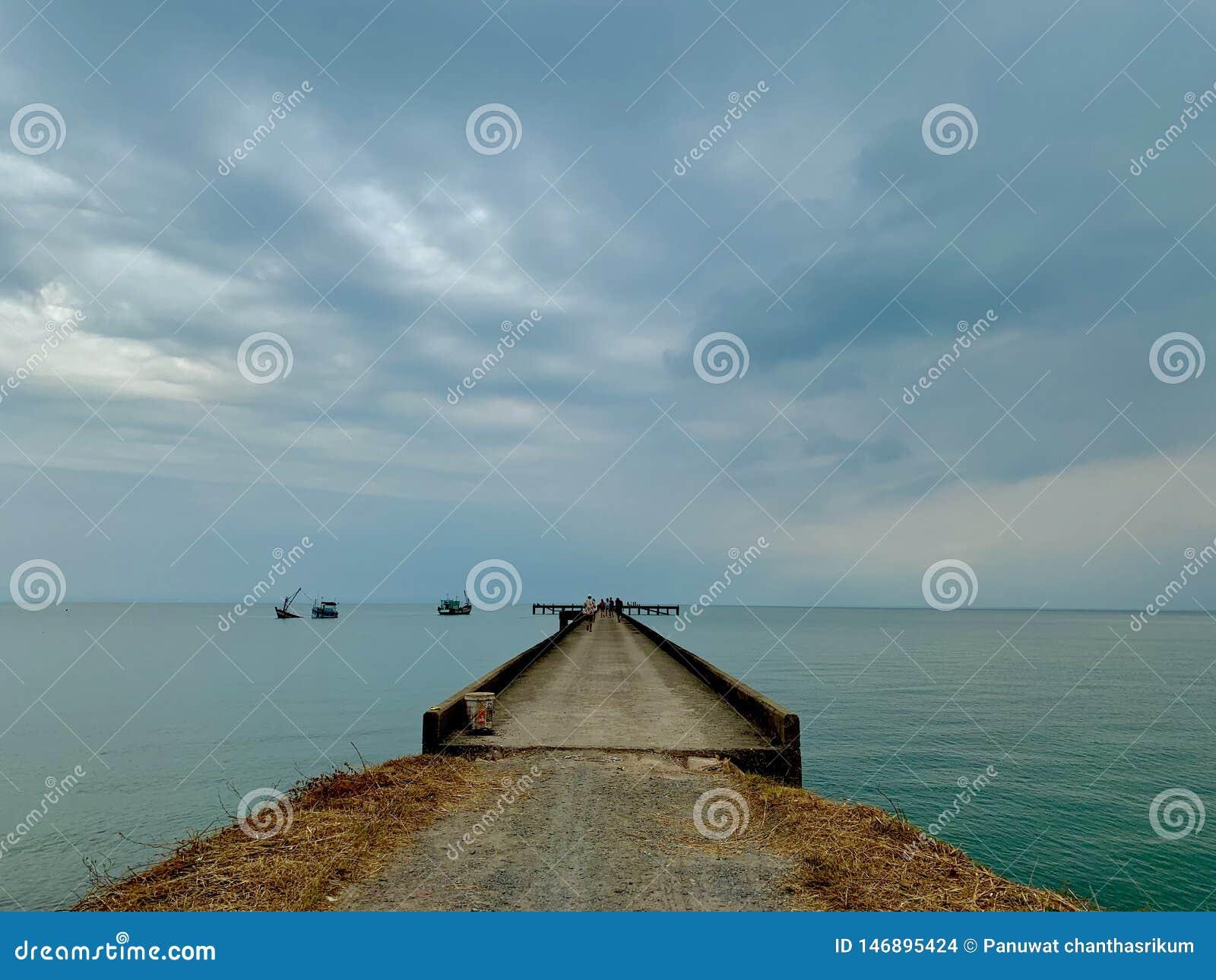 Мост рыб