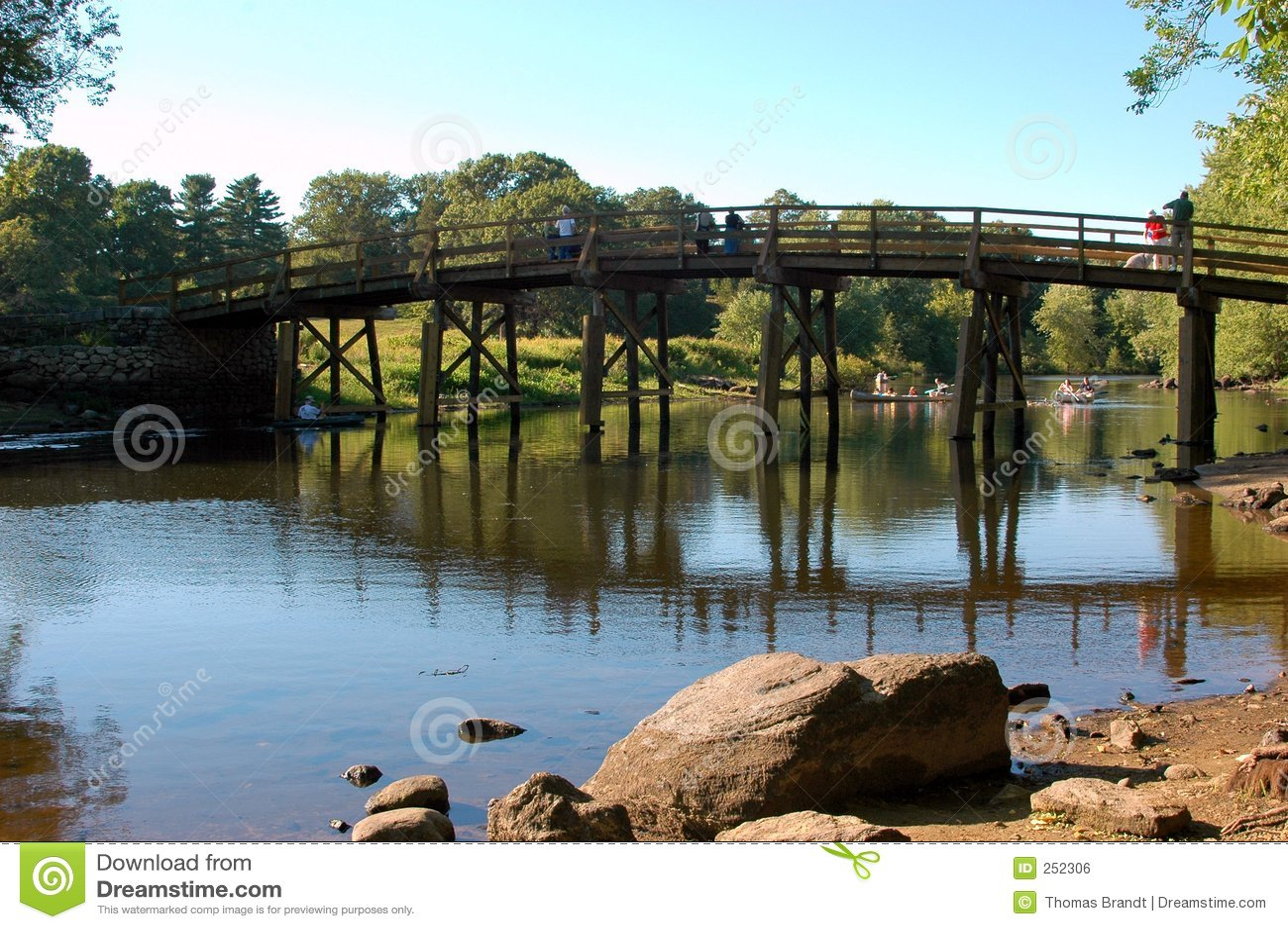 мост северно старый