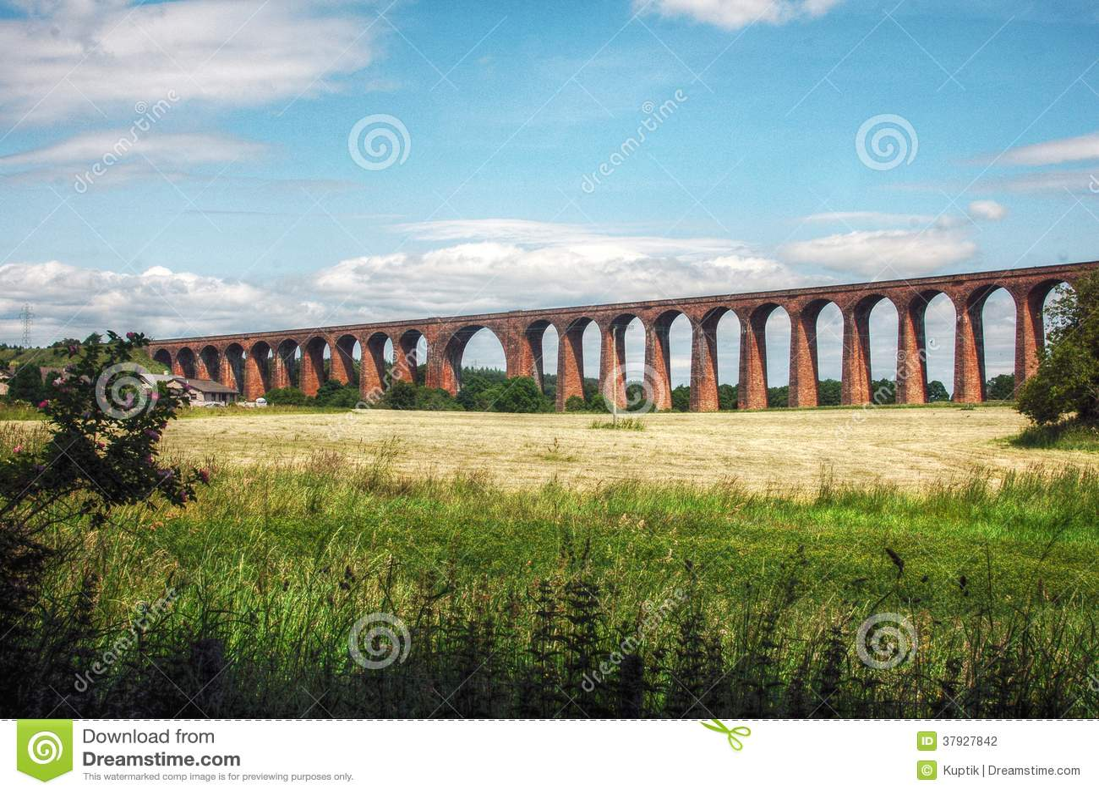 Мост для поездов
