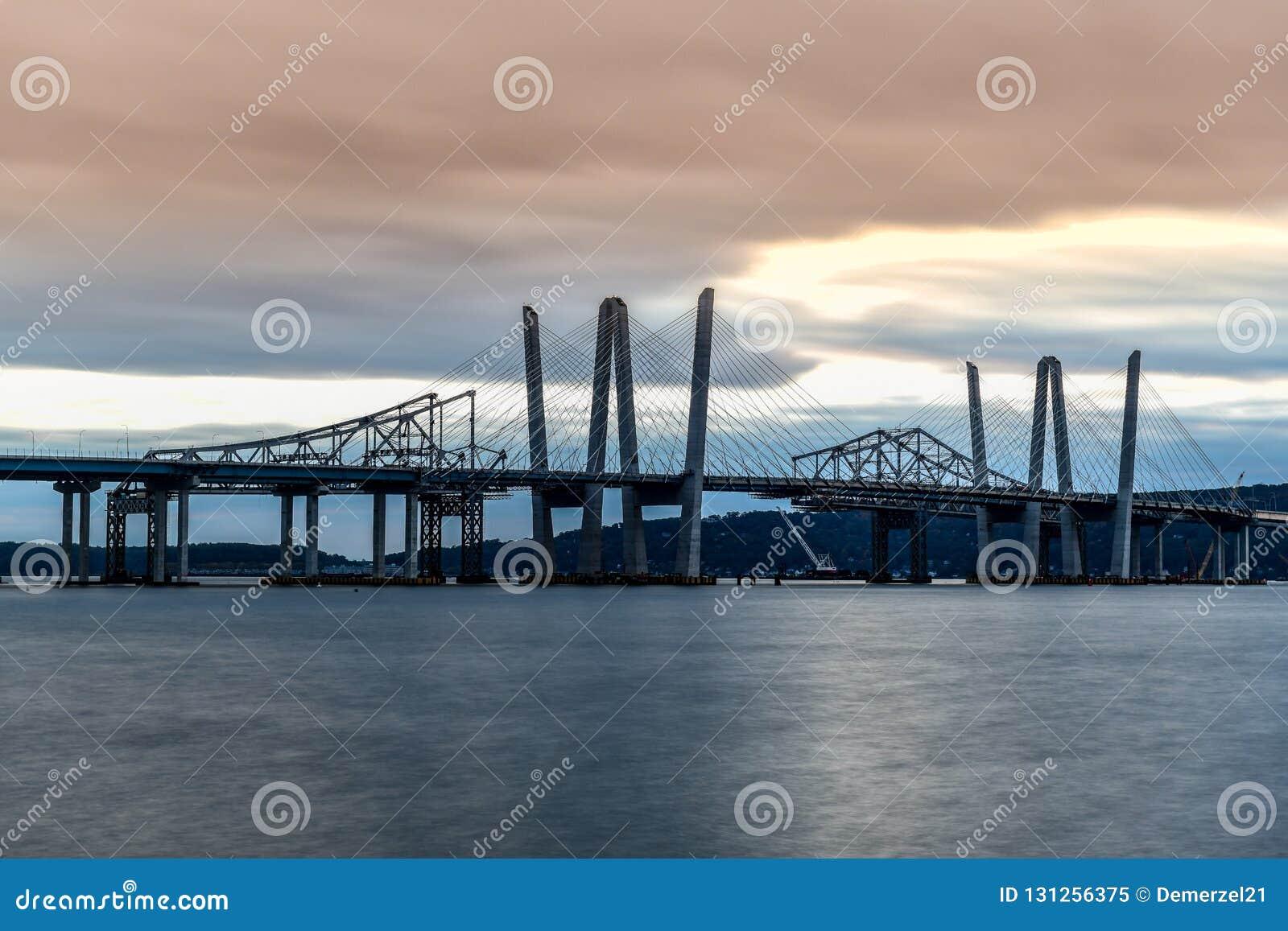Мост Tappan Zee - Нью-Йорк