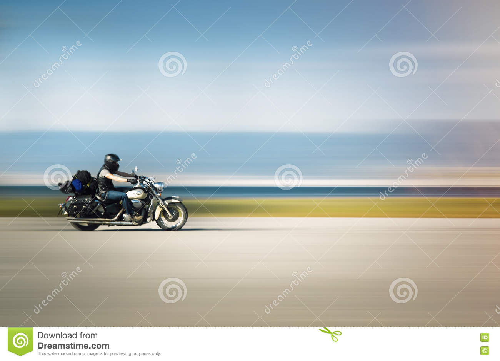 Мотоцикл катания