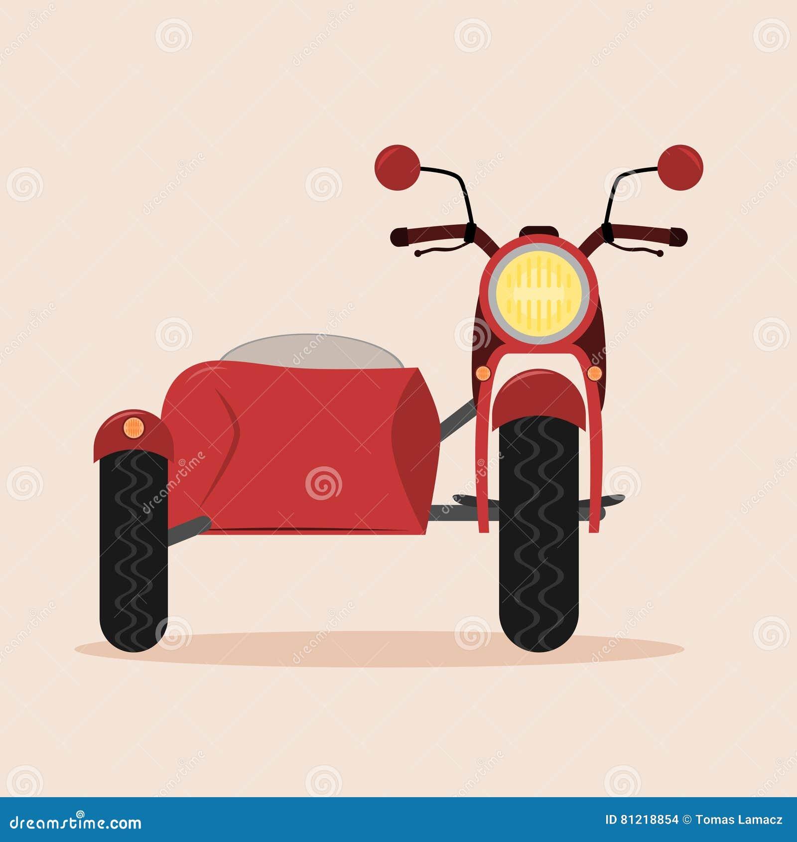 Мотоцикл с sidecar