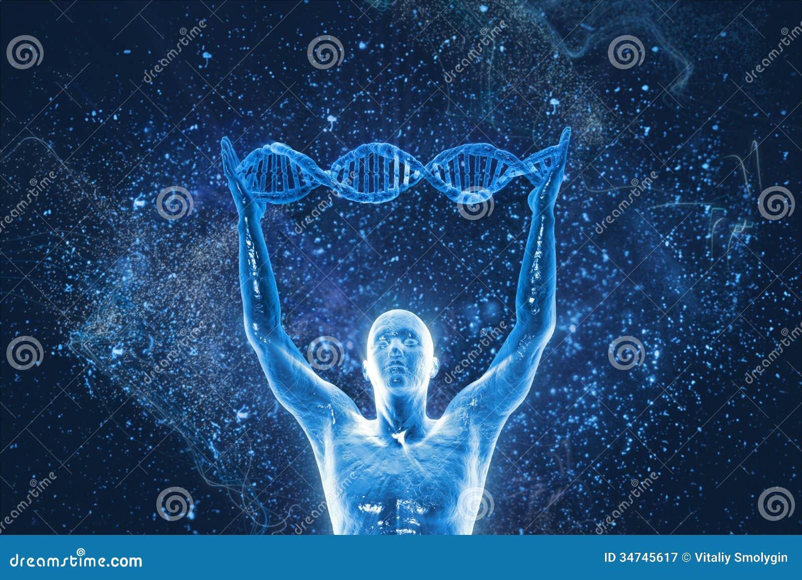 Молекулы и люди дна