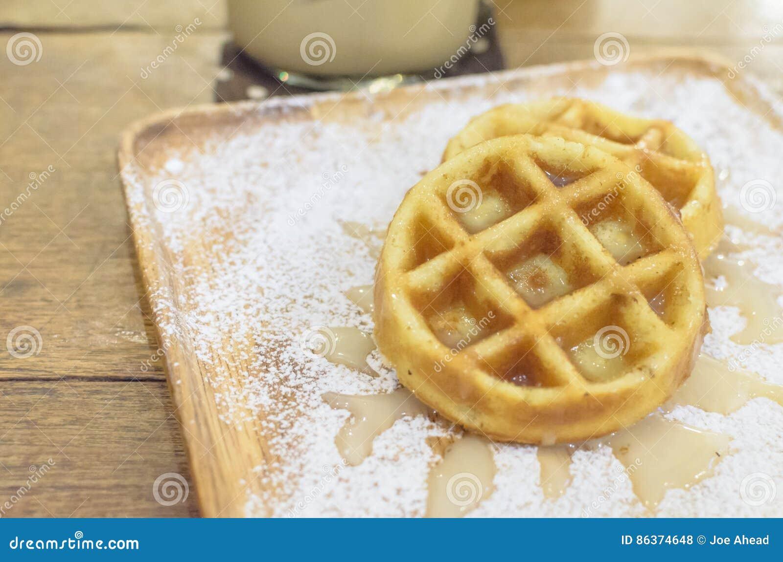Молоко Creme Waffle