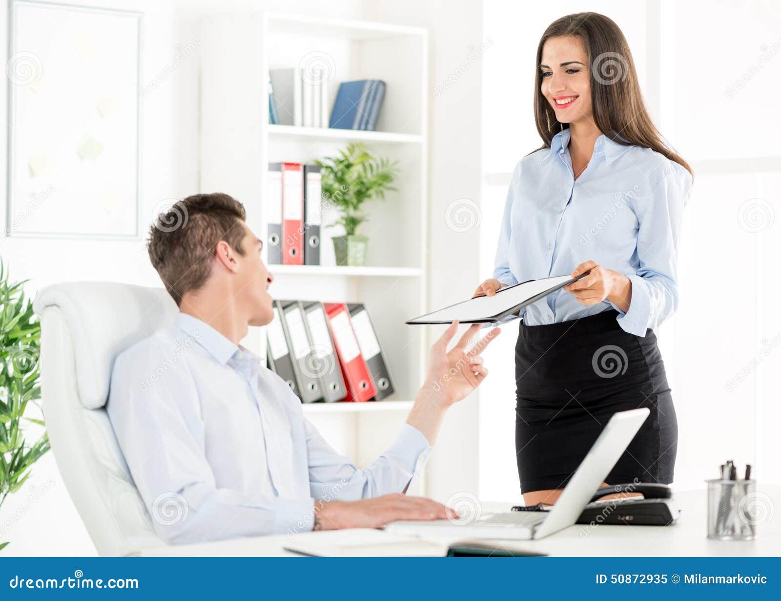 Секретарша и ее босс — photo 14