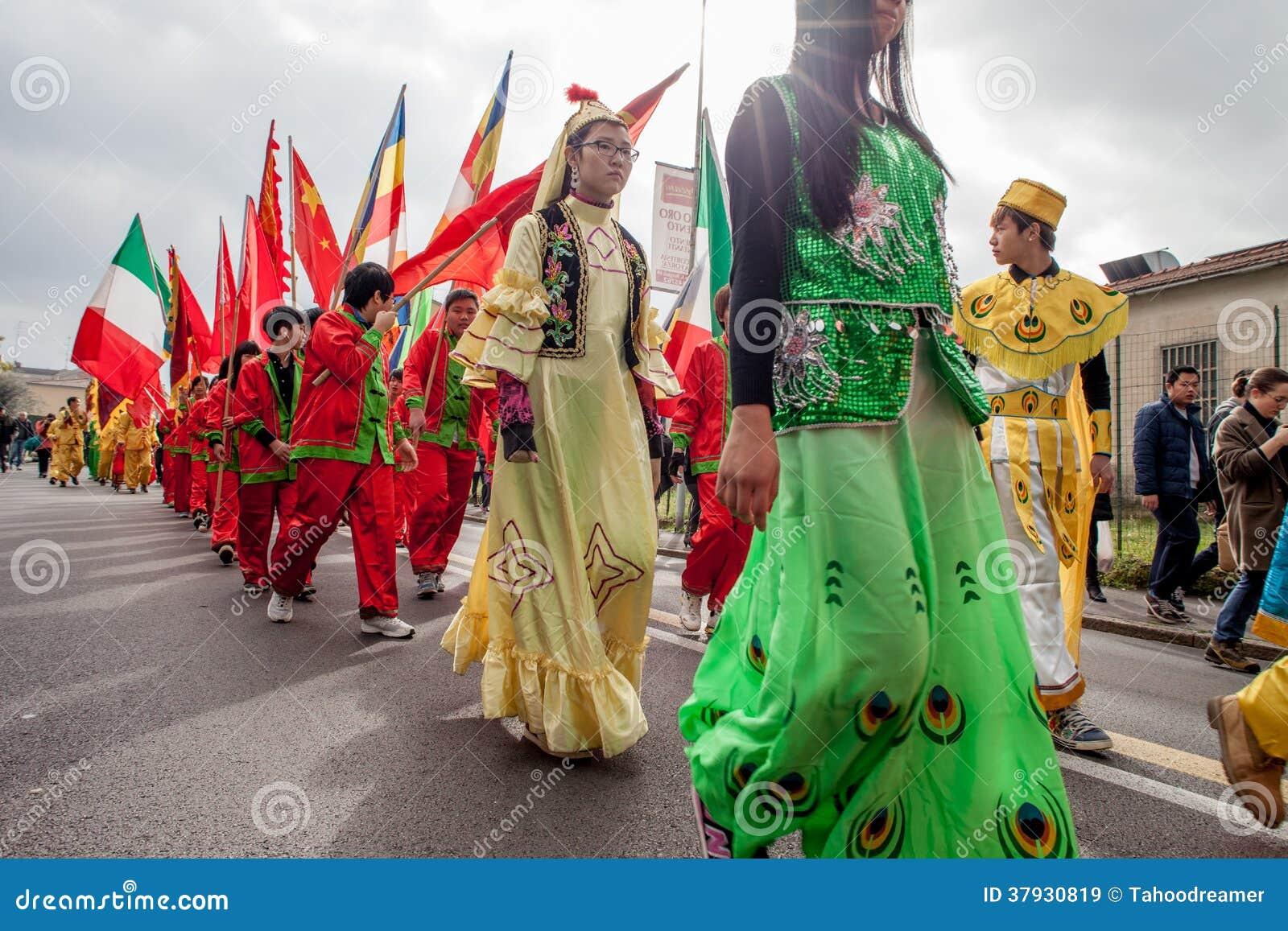 Молодой парад