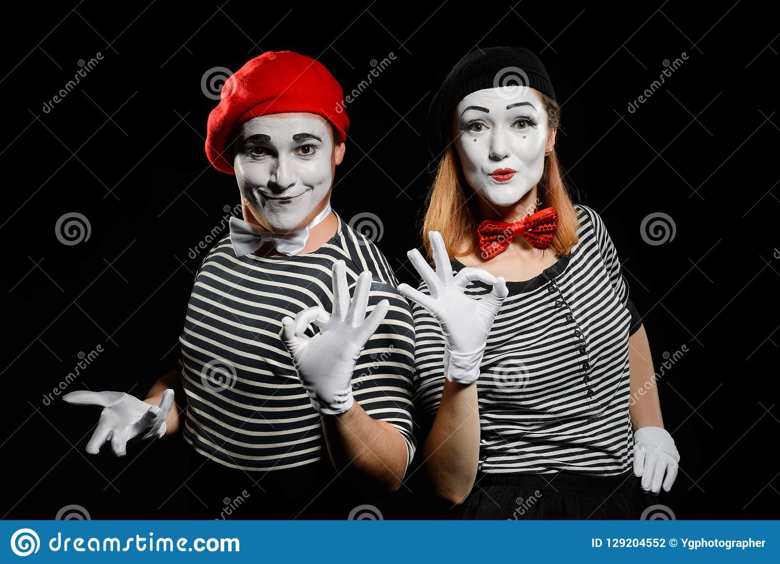 Секс с пантомимой — img 2