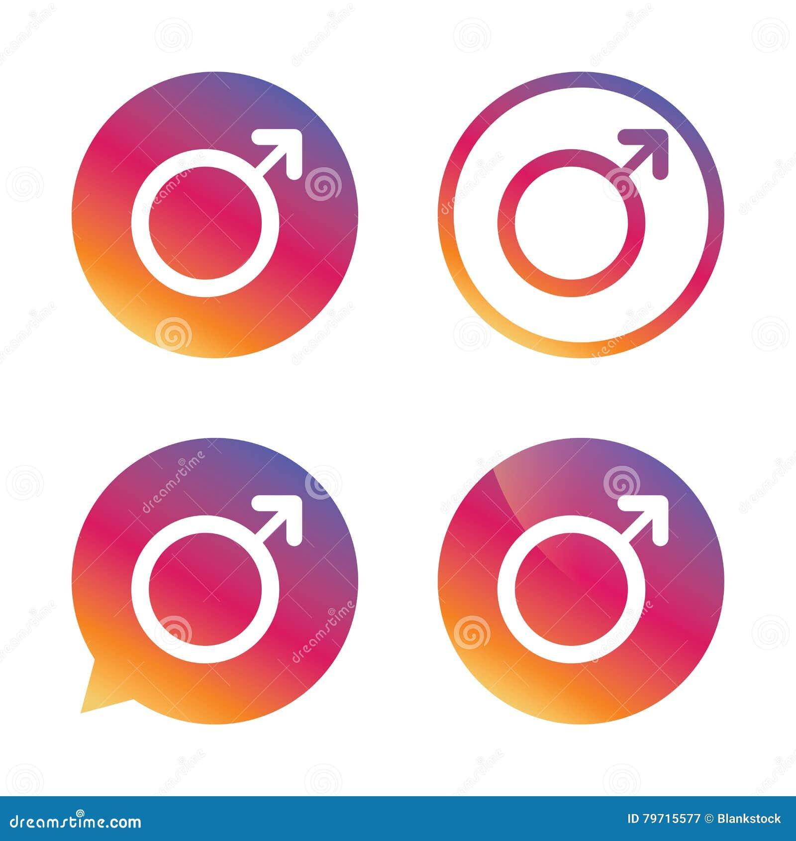 Секс мужчины знак