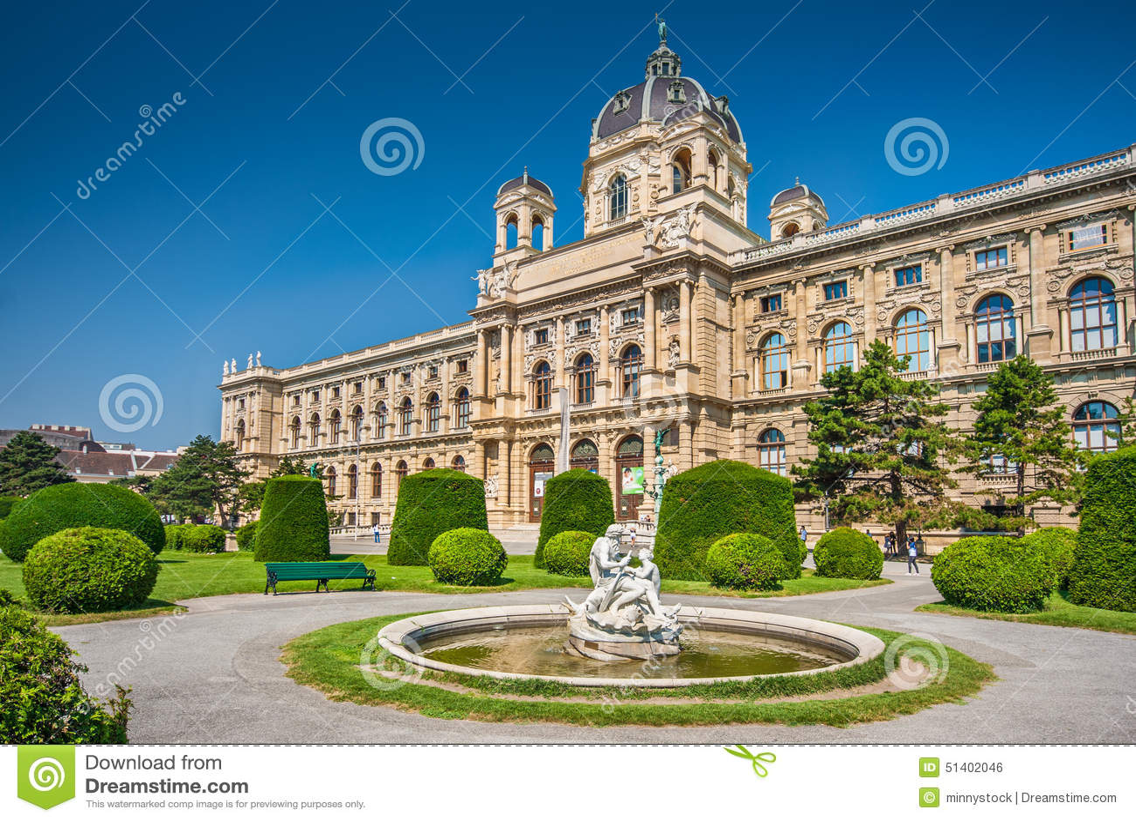 Музей естественной истории в вене, Австрии