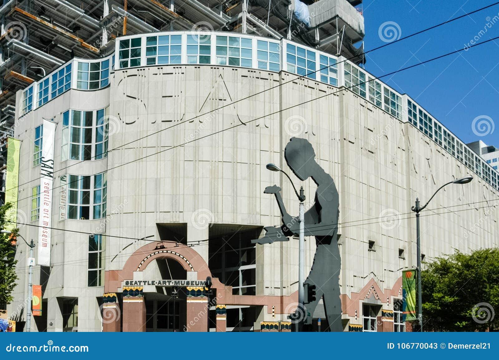 Музей изобразительных искусств Сиэтл