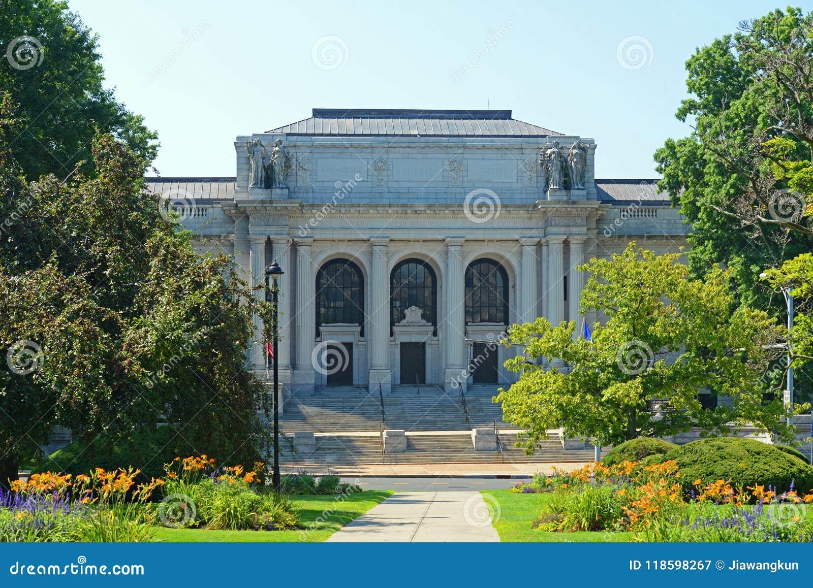 Музей истории Коннектикута, Hartford, CT, США