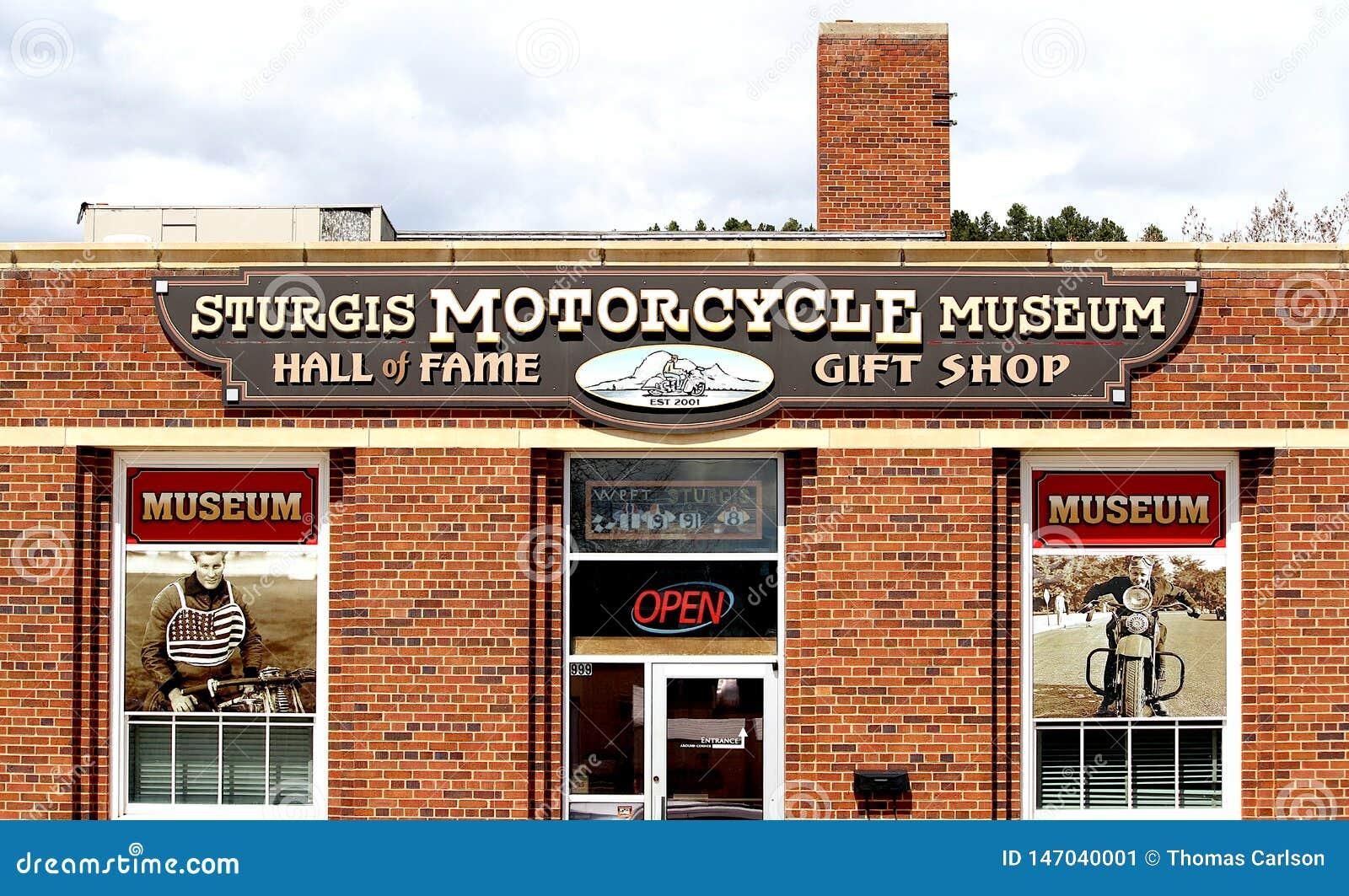 Музей и мемориал мотоцикла Sturgis