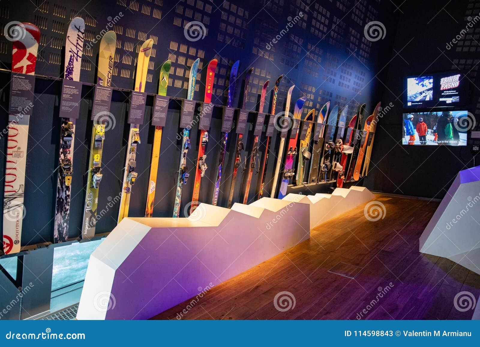 Музей лыжи Holmenkollen
